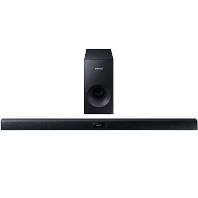 Bluetooth Lautsprecher 2.1 Soundbar Samsung HW-J355 120W für TV Fernseher