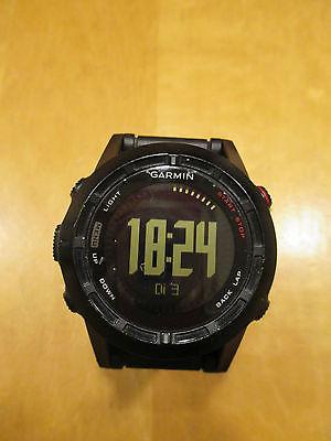 Garmin Fenix 2 Multisport GPS-Uhr,Brustgurt, Performer Bundle,sehr guter Zustand
