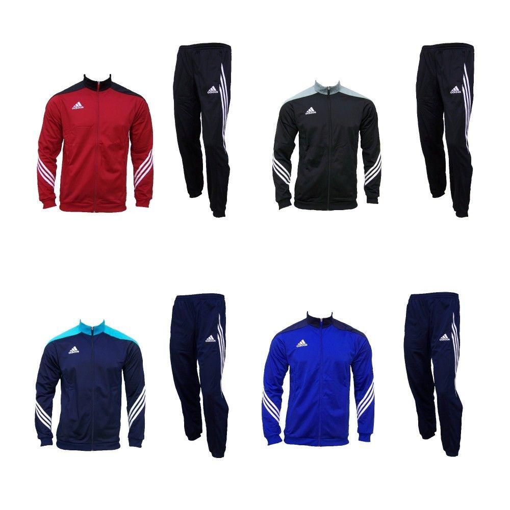 Adidas Herren Trainingsanzug Jogginganzug Sportanzug