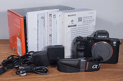 Sony Alpha A 7 II wie neu / near mint