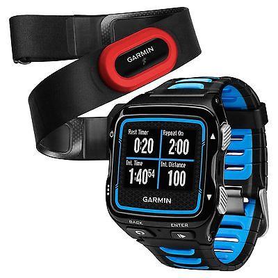 Garmin Forerunner 920XT NEU & OVP + Brustgurt + 2. Ladeklemme + 2. Armband
