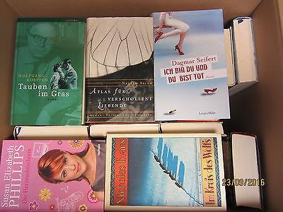 40  Bücher Romane Top Titel Bestseller Paket 4