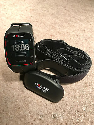 Polar M400 mit Brustgurt (H7)