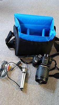 Digitalkamera Nikon D5300, neuwertig