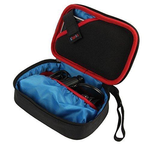 Khanka Universal Reise Tragen Lagerung Tasche Taschen Hülle für 5
