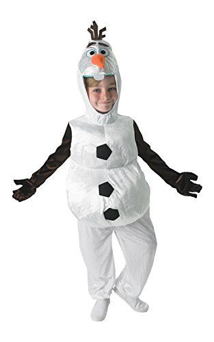 Disney Gefrorene Olaf - Kinder-Kostüm - Medium - 132cm