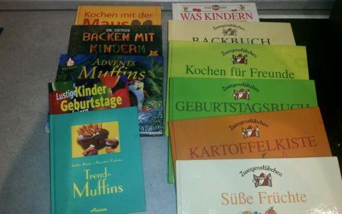 Kochbücher für Kinder