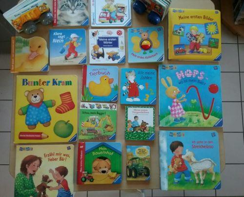 Ravensburger Bücher Paket Kinder ab 6 Monate ministeps 19 tlg.