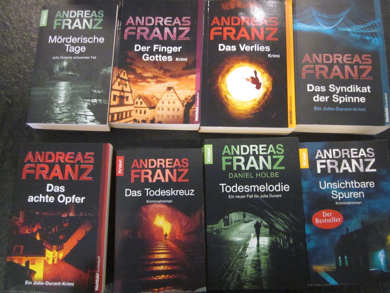 Andreas Franz im 16er Pack