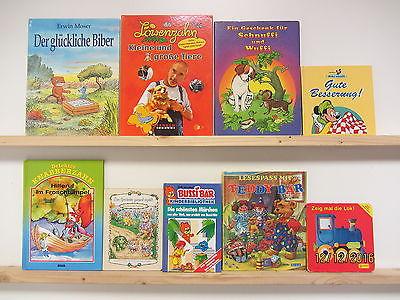 59  Bücher Kinderbücher Kleinkinderbücher Kindergartenbücher Bilderbücher