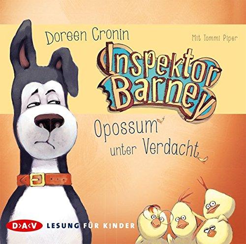 Inspektor Barney - Opossum unter Verdacht: Ein Hunde-Krimi (1 CD)