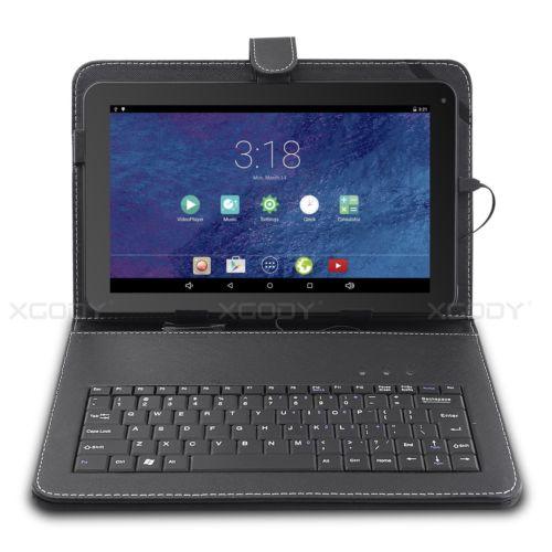 XGODY 10 ZOLL TABLET PC 32GB QUAD CORE ANDROID 5.1 TAB PAD 10.1'' WLAN Neu Weiß