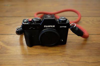 Fujifilm X series X-T10 16.7MP Digitalkamera - Restgarantie