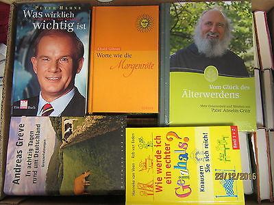 57  Bücher Hardcover Romane Sachbücher verschiedene Themen