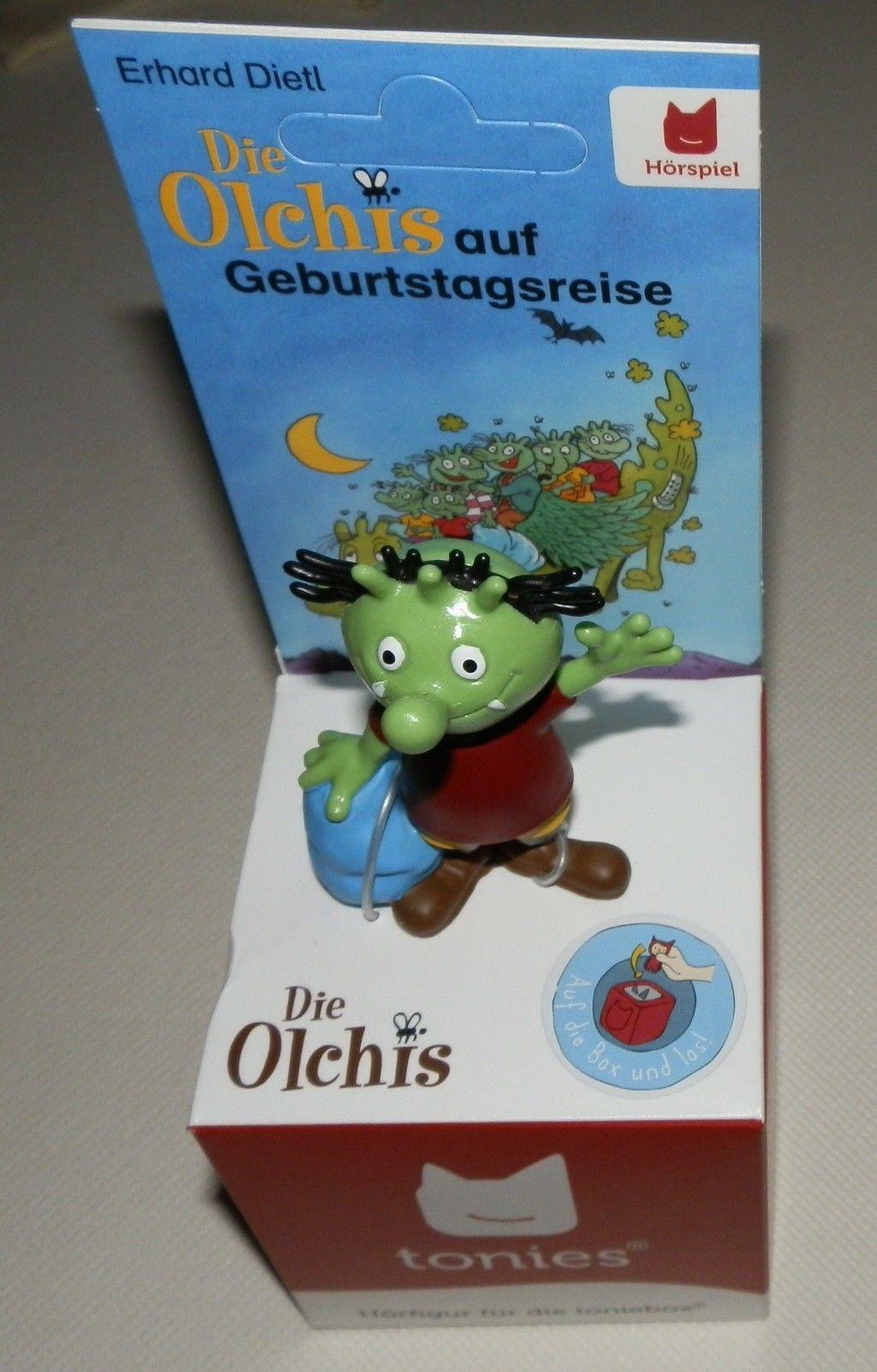 Tonies - Hörfigur - Die Olchis auf Geburtstagsreise -- NEU & OVP