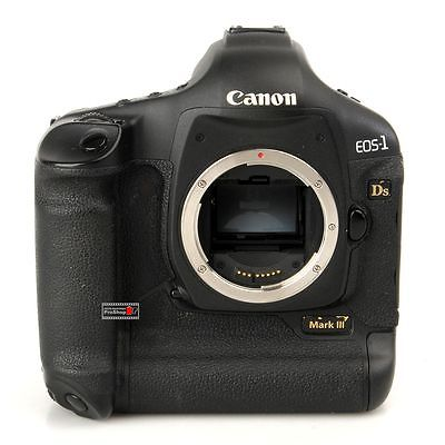 Canon EOS-1Ds Mark III Gehäuse