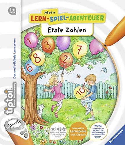 tiptoi® Erste Zahlen (tiptoi® Mein Lern-Spiel-Abenteuer)