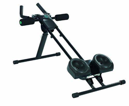 TV - Unser Original Fitnessgerät Fitmaxx 5 - Bauchtrainer, schwarz, 02678200101