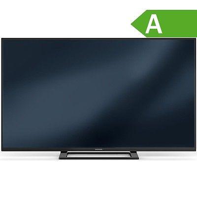 Grundig 65 VLE 6530 BL, EEK A, LED-Fernseher, Full HD, 65 Zoll, schwarz