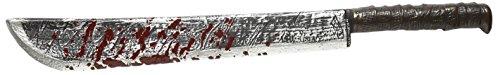 Widmann 9539M - Kunststoff-Machete mit Blut, 75 cm
