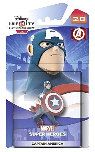 Disney Infinity 2.0: Einzelfigur - Captain America - [alle Systeme]