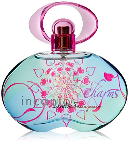 Salvatore Ferragamo Incanto Charms EdT Vaporisateur/Spray für Sie 100ml