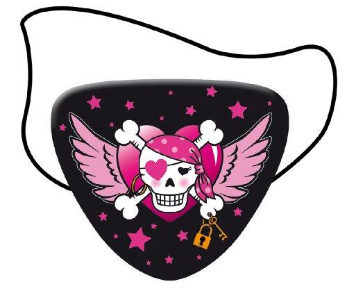 8 Augenklappen Piraten Girl