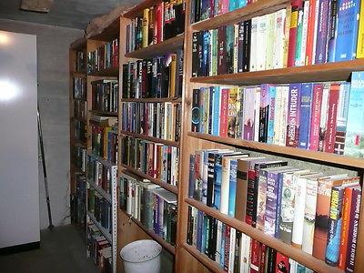 600 Bücher aus Sammlungsauflösung zur Selbstabholung in München-Pasing