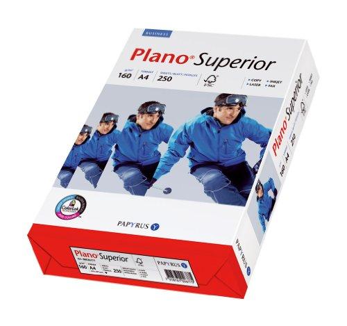 Papyrus 88026787 Multifunktionspapier PlanoSuperior 160 g/m², A4 250 Blatt weiß