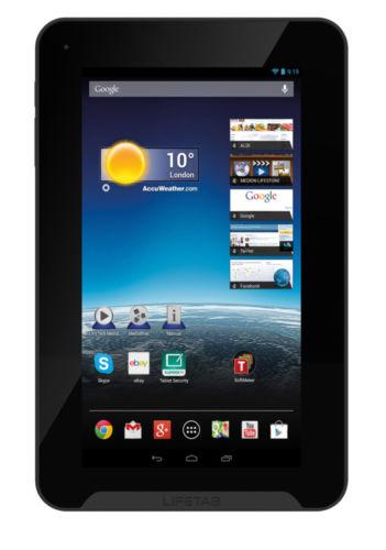 MEDION LIFETAB E7312 MD 98488 Tablet PC 18cm/7'' 8GB 1GB Android 4.2 titan