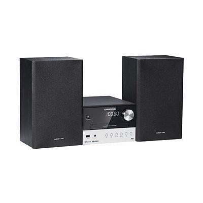 Grundig CMS 1050 BT DAB+ Micro-System Bluetooth USB CD Player Radio DAB