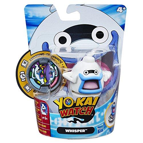 Hasbro Yo-Kai Watch B5939EL5 - Spielzeugfigur Medaillenfreunde Whisper, Sammelspielzeug