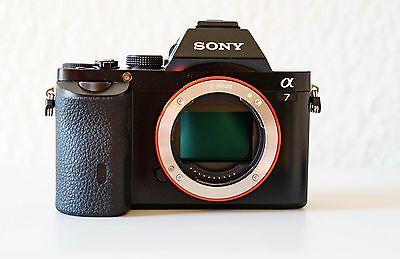 Sony Alpha A7 ILCE-7 24.3MP SLR-Digitalkamera - Vollformat (Gehäuse)