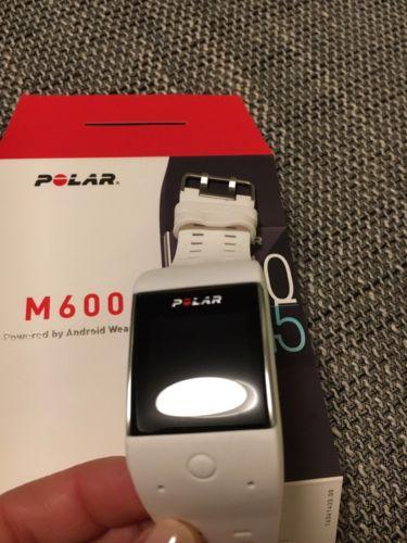 Polar M600 Smartwatch Sportuhr Pulsmessung