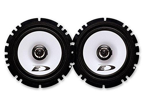 Alpine Auto Lautsprecher 2 Wege Koax 180 Watt Nissan Note E12 ab 10/13 Einbauort vorne : Türen / hinten : --