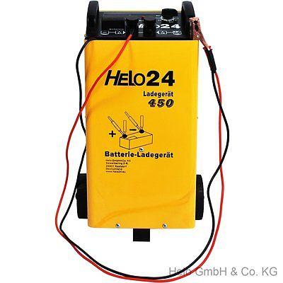 CD-450 KFZ Werkstatt - Ladegerät Batterieladegerät Auto Starthilfe Booster PKW