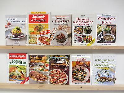 74  Bücher Kochbücher nationale und internationale Küche