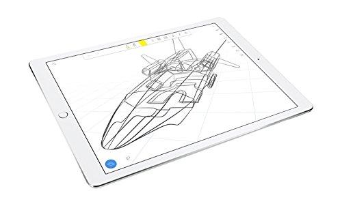 Apple ML0Q2FD/A iPad Pro WiFi 128GB silber