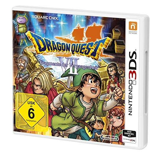 Dragon Quest VII: Fragmente der Vergangenheit [3DS]