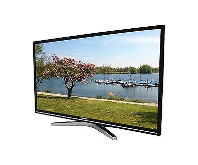 Telefunken 32 Zoll Full HD Smart LED-TV - WLAN (D32F286) schwarz - NEUWARE -