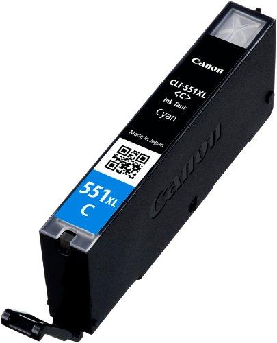 Canon CLI-551XL C Tintenpatrone 11ml, cyan