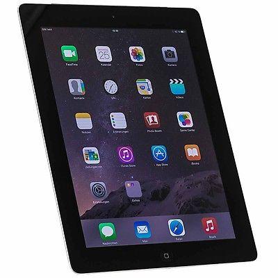 Apple iPad 4. Generation Wi-Fi 16GB, 24,6 cm (9,7 Zoll) - Schwarz (aktuellstes M