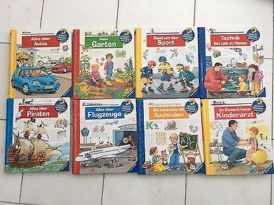 Kinderbücher Ravensburger Wieso, Weshalb, Warum?