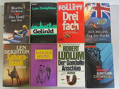 82 Bücher Romane Krimi Thriller Kriminalromane Psychothriller