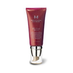 MISSHA M Perfect Cover BB Cream SPF42/PA+++ (No.23/Natural Beige) 50ml, 1er Pack