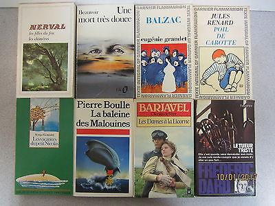 125 Bücher Taschnebücher französische Bücher Romane Sachbücher u.a.
