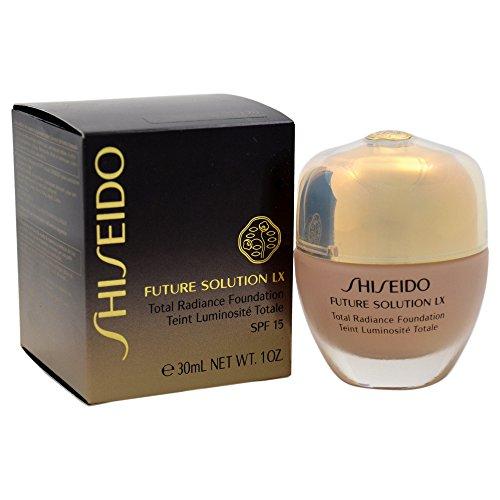 Shiseido Future Solution LX Total Radiance Foundation unisex, Foundation 30 ml, Farbe: I20 natural light ivory, 1er Pack (1 x 0.21 kg)