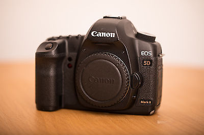 Canon EOS 5D Mark II 21,1 MP Digitalkamera Gehäuse