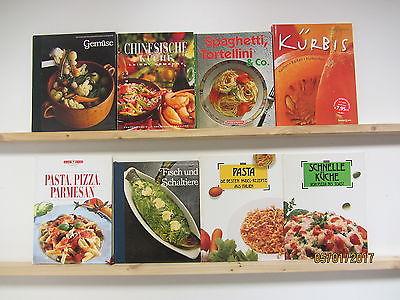 32 Bücher Kochbücher nationale und internationale Küche