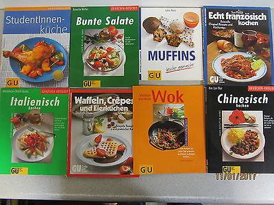 126  Bücher Hefte GU Ratgeber Gräfe und Unzer Verlag Essen und Trinken